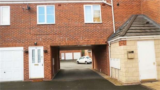 2 Bedrooms Flat for sale in Tame Street, West Bromwich, West Midlands
