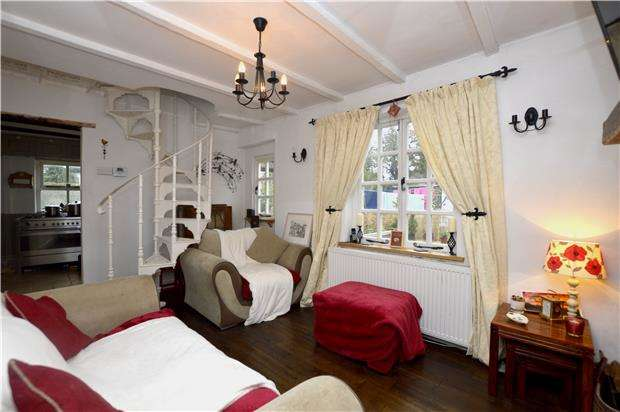 2 Bedrooms Detached House for sale in Lower Street, Stroud, Gloucestershire, GL5 2HS