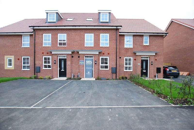 4 Bedrooms Town House for sale in Plot 238, Highgate Park, Warton
