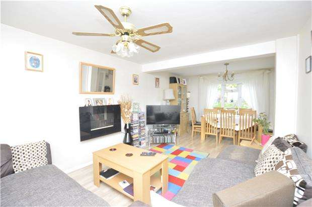 3 Bedrooms Terraced House for sale in Colman Way, REDHILL, RH1 2BD