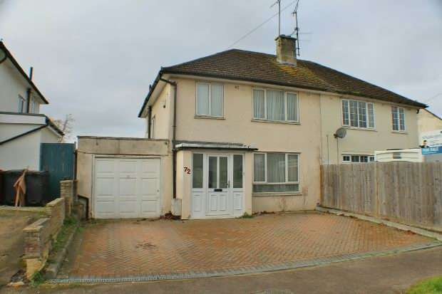 3 Bedrooms Semi Detached House for sale in Spencer Road, Reading