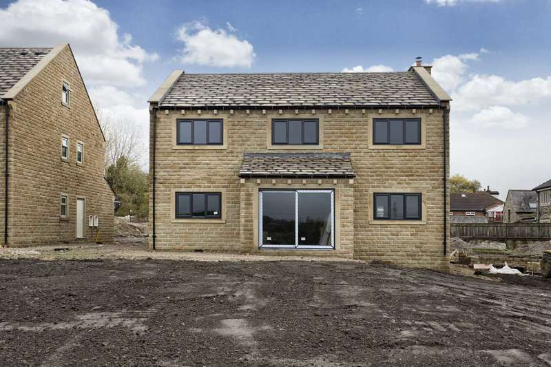 5 Bedrooms Detached House for sale in Wild Acre,Manor Grange, Tingley, WF3 1FP