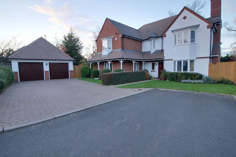 5 Bedrooms Detached House for sale in Boundary Drive, Moseley