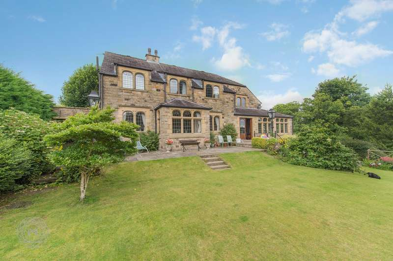 6 Bedrooms Detached House for sale in Rochdale Old Road, Bury, Lancashire, BL9