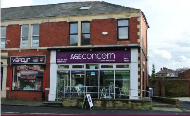 1 Bedroom Commercial Property for sale in Blackpool Road, Ashton-on-Ribble, Preston, PR2