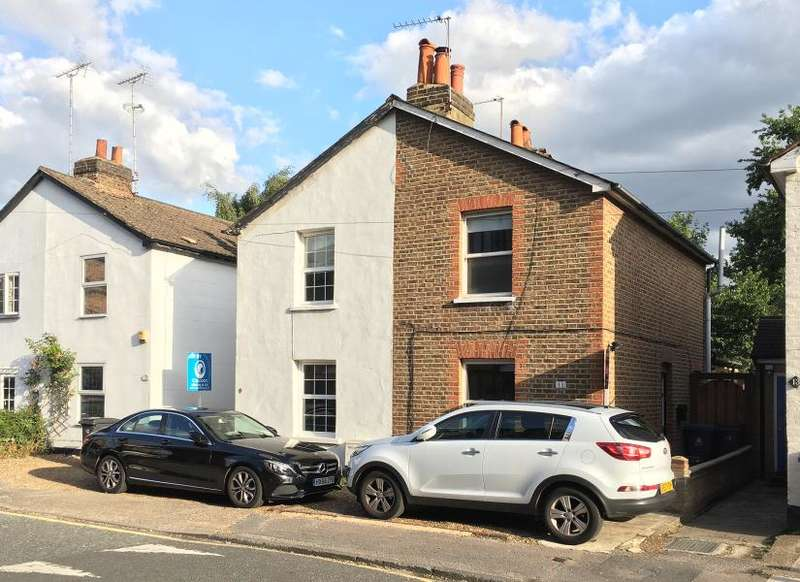 2 Bedrooms Semi Detached House for sale in Church Road, Kingston upon Thames KT1