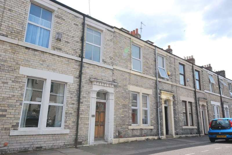 4 Bedrooms Terraced House for rent in Clayton Park Square, Jesmond