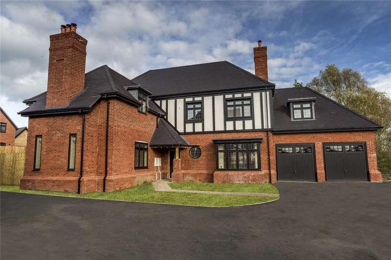 5 Bedrooms Detached House for sale in Kingshurst Gardens, Bretforton Road, Badsey, Worcestershire, WR11