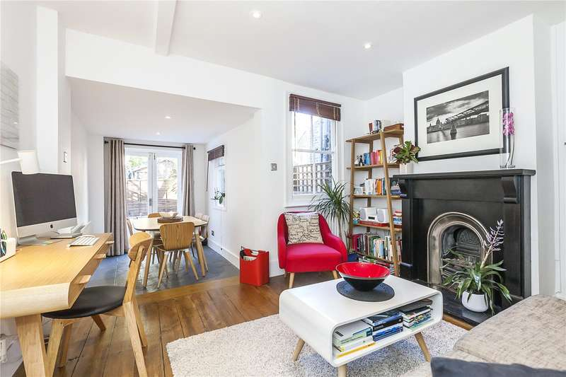 2 Bedrooms Terraced House for sale in Plumbridge Street, London, SE10