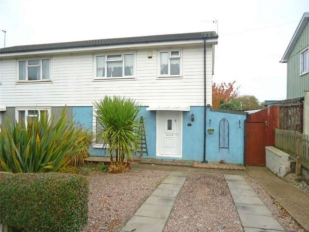 3 Bedrooms Semi Detached House for sale in Greenmoor Road, Stockingford, Nuneaton, Warwickshire