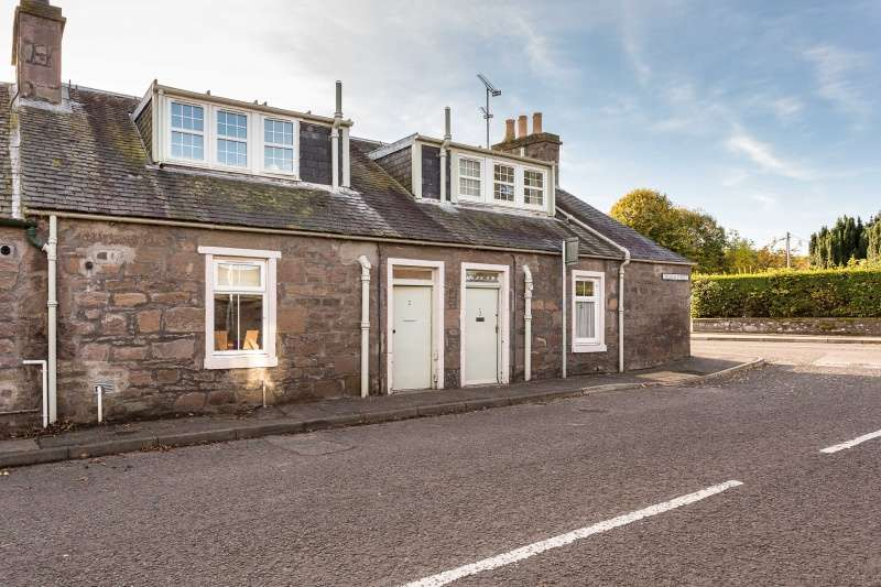 1 Bedroom Cottage House for sale in Church Street, Newtyle, Perthshire, PH12 8TY