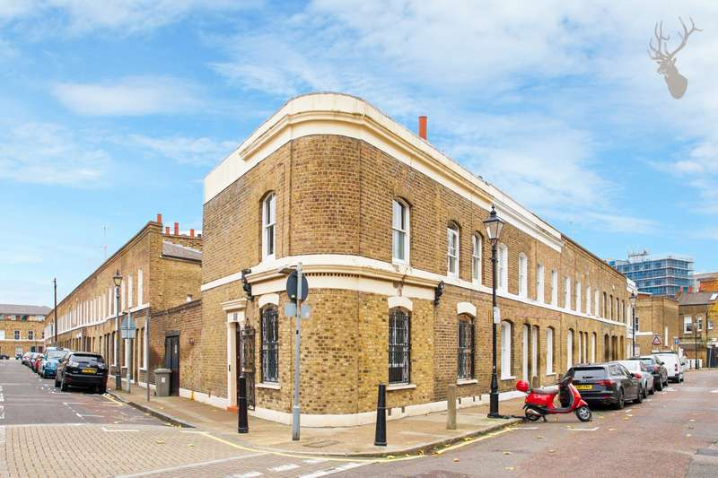 3 Bedrooms House for sale in Barnet Grove, Bethnal Green, E2