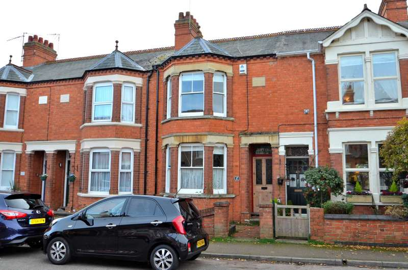 3 Bedrooms Terraced House for sale in Western Road, Wolverton