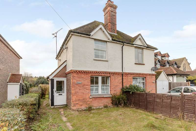 2 Bedrooms Semi Detached House for sale in Ewhurst