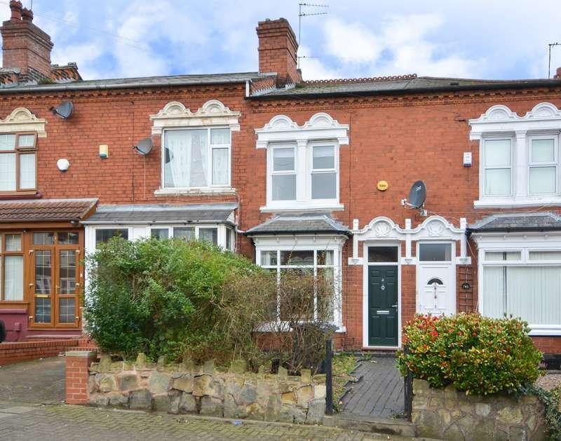 2 Bedrooms Terraced House for sale in Ridgeway, Edgbaston, Birmingham, B17