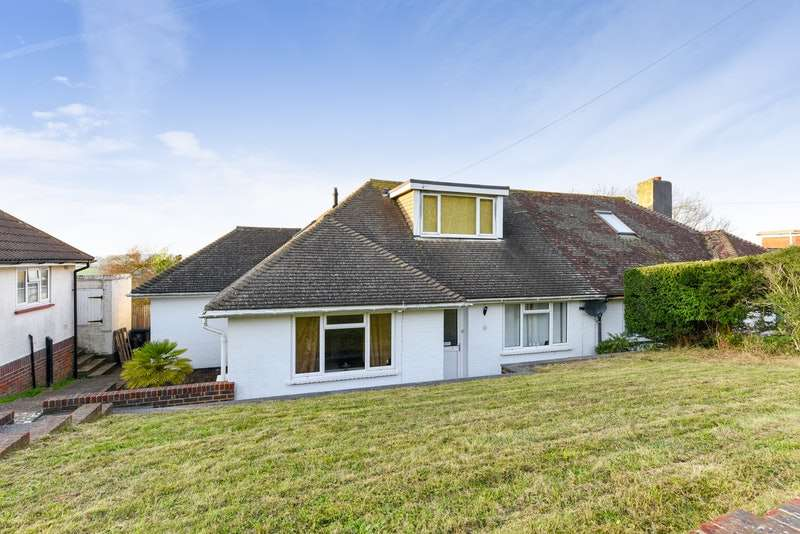 3 Bedrooms Semi Detached House for sale in Cuckmere Way, Brighton, East Sussex, BN1