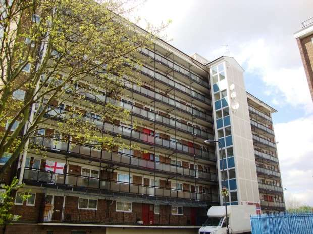 2 Bedrooms Flat for sale in Anderson Road, Hackney, E9
