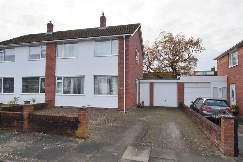 3 Bedrooms Semi Detached House for sale in CA2 7TG Holmrook Road, Sandsfield Park, Carlisle, Cumbria