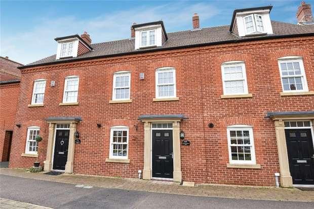 4 Bedrooms Town House for sale in Greenkeepers Road, Great Denham, Bedford