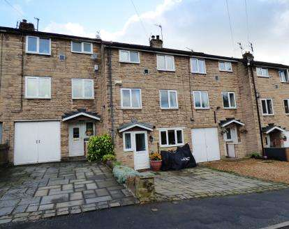 4 Bedrooms Terraced House for sale in Lanesend Cottage, Western Lane, Buxworth, High Peak