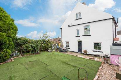 5 Bedrooms Semi Detached House for sale in Park Place, Knaresborough, North Yorkshire