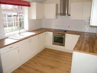 3 Bedrooms End Of Terrace House for sale in Manchester Road, Northwich, Cheshire