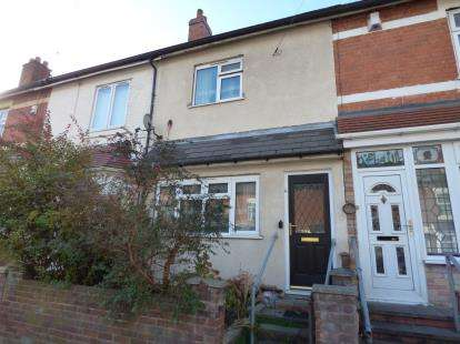 3 Bedrooms Terraced House for sale in Solihull Road, Sparkhill, Birmingham, West Midlands