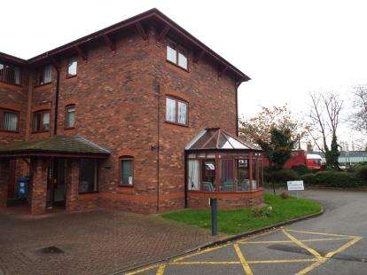 2 Bedrooms Flat for sale in St. Catherines Lodge, Coundon, Coventry, West Midlands