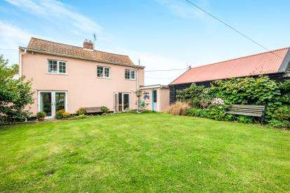 5 Bedrooms Detached House for sale in Shadingfield, Beccles, Suffolk