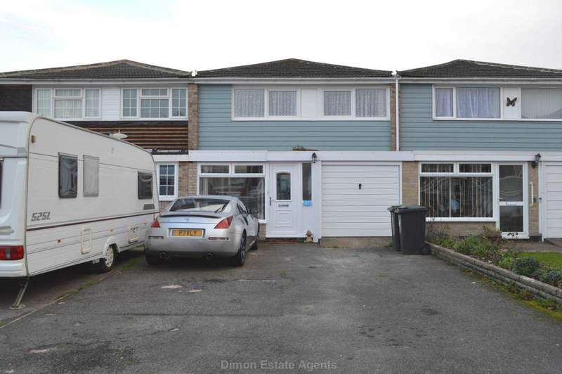 3 Bedrooms Terraced House for sale in Gale Moor Avenue, Gomer