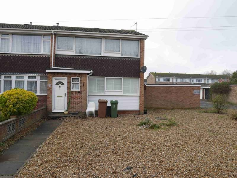 3 Bedrooms End Of Terrace House for sale in Farlington, Portsmouth