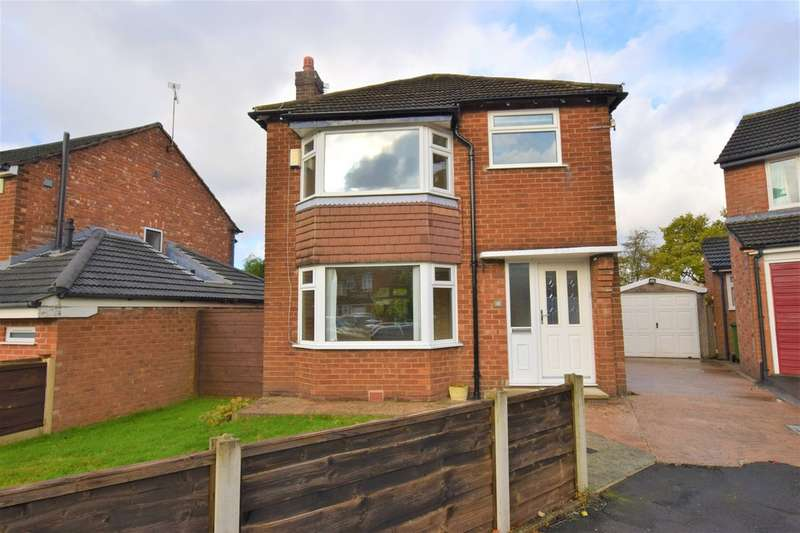 3 Bedrooms Detached House for rent in Newlands Avenue, Cheadle Hulme