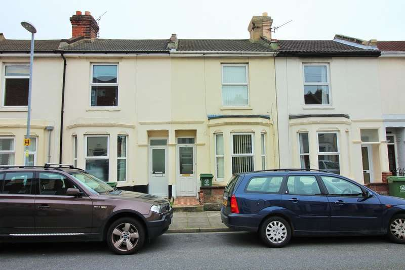 3 Bedrooms Terraced House for sale in Jubilee Road, Southsea