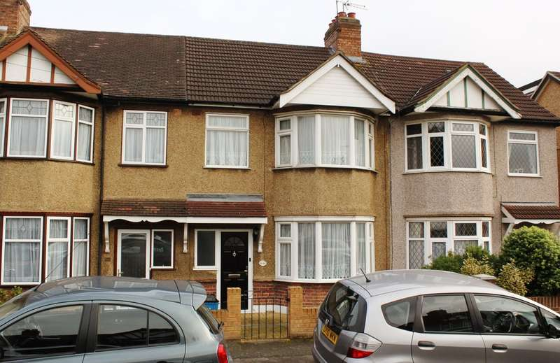 3 Bedrooms Terraced House for sale in Durham Avenue, Woodford Green