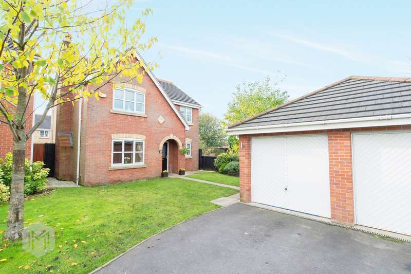 4 Bedrooms Detached House for sale in Canning Close, Hindley, Wigan, WN2