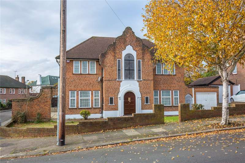 4 Bedrooms Detached House for rent in Cissbury Ring South, London, N12