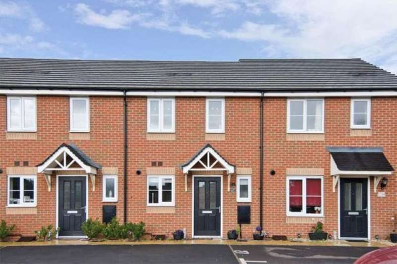 2 Bedrooms Semi Detached House for sale in Asheridge Close, Wolverhampton, WV11
