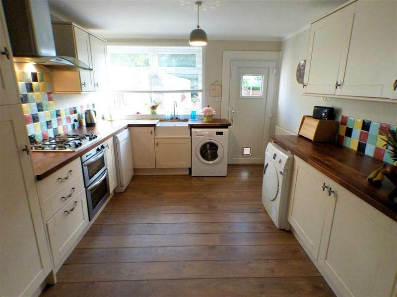 3 Bedrooms Terraced House for sale in Commercial Road, Strathaven, STRATHAVEN