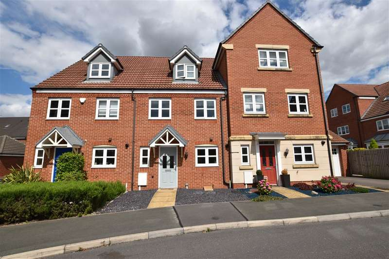 4 Bedrooms Town House for sale in Lockwood Road, Barrow Upon Soar
