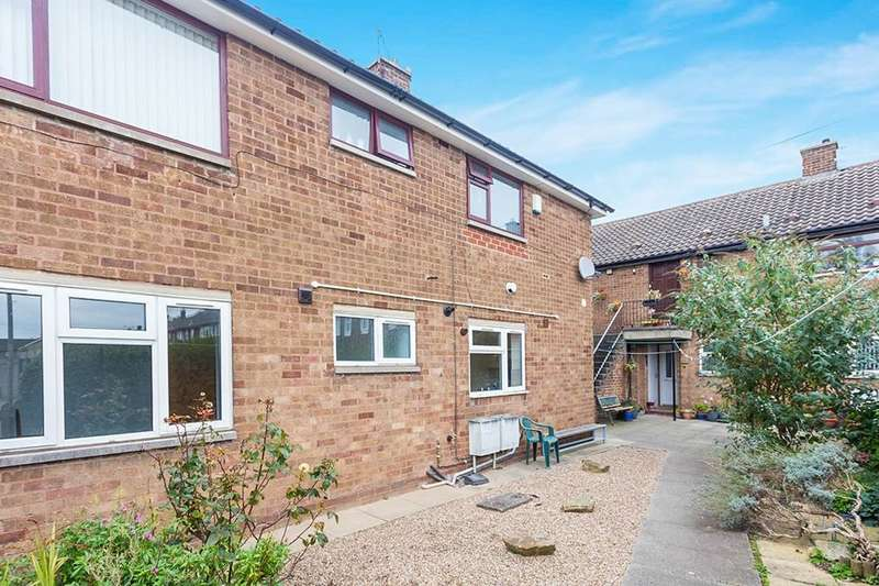 2 Bedrooms Flat for sale in Maryland Court, Stapleford, Nottingham, NG9