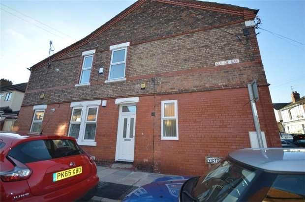 2 Bedrooms Flat for rent in Victoria Road, Higher Bebington, Merseyside