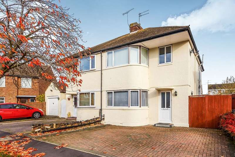 3 Bedrooms Semi Detached House for sale in Jubilee Avenue, London Colney, St. Albans, AL2