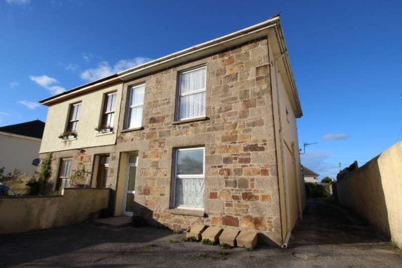 1 Bedroom Flat for sale in Agar Road, Illogan Highway, Redruth, TR15