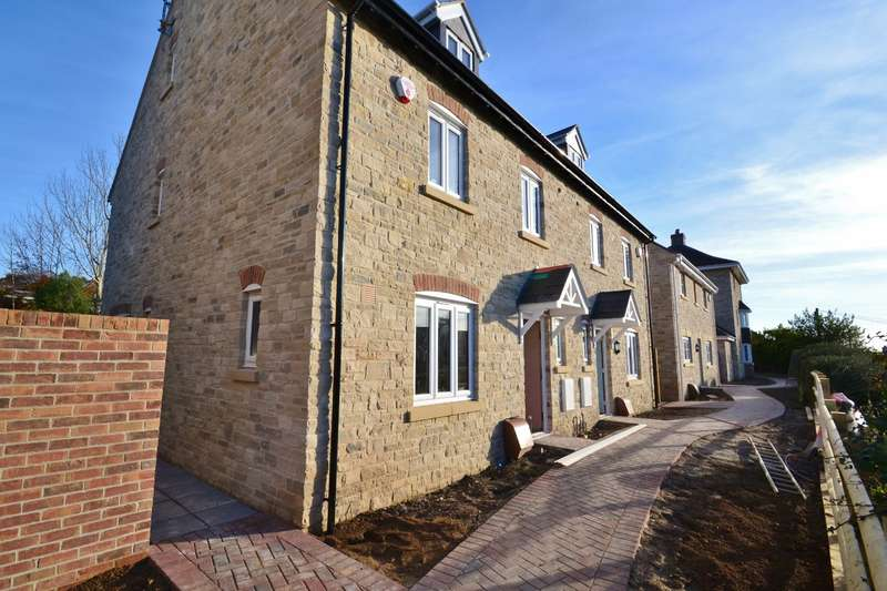 4 Bedrooms Semi Detached House for sale in Sutton Poyntz