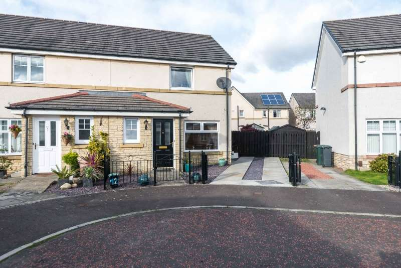 2 Bedrooms Semi Detached House for sale in Granton Mill March, Granton, Edinburgh, EH4 4US
