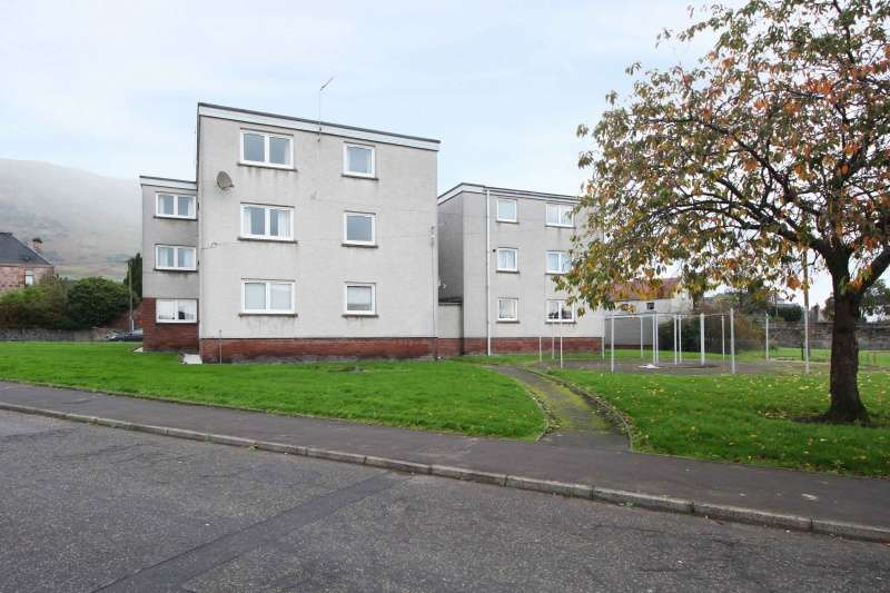 2 Bedrooms Flat for sale in Park Street, Tillicoutry, Clackmannanshire, FK13 6AG
