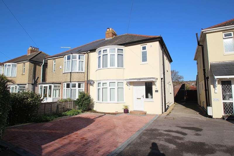 3 Bedrooms Semi Detached House for sale in West Street, Portchester