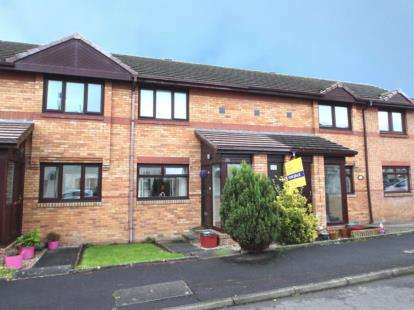 2 Bedrooms Terraced House for sale in Bellfield Court, Hurlford