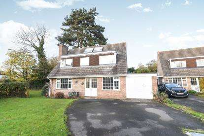 4 Bedrooms Detached House for sale in Old Vicarage Close, Kempsey, Worcester, Worcestershire