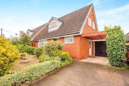 3 Bedrooms Detached House for sale in Woodplumpton Road, Fulwood, Preston, Lancashire, PR2